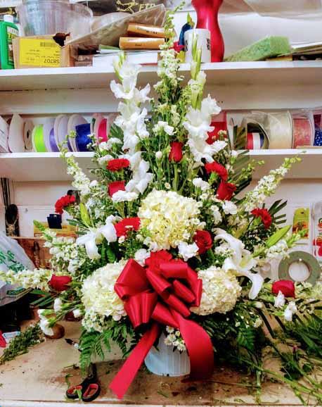 Sympathy Bouquet 17