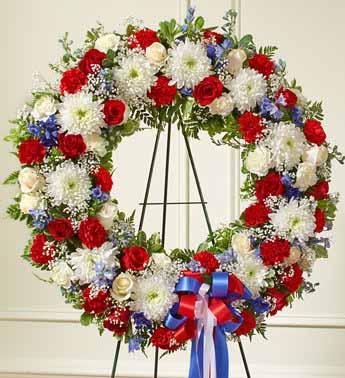 Standing Wreath 2