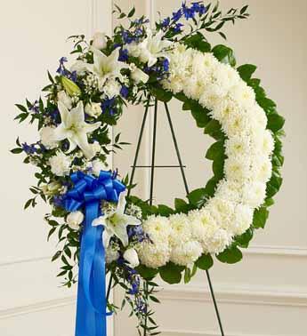 Standing Wreath 4