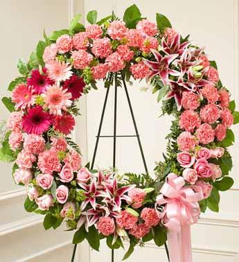 Standing Wreath 15