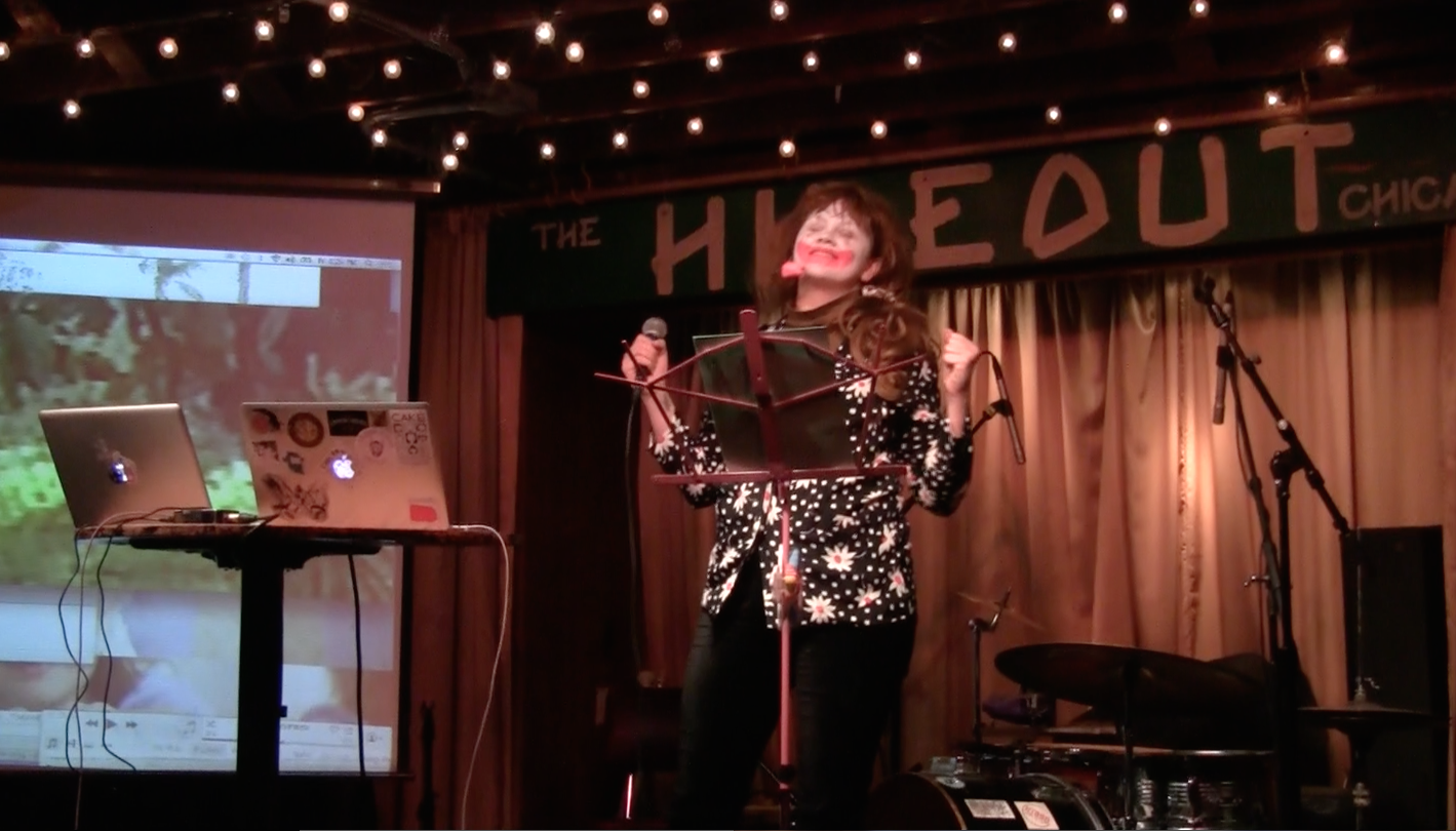 Dr. Cherish Love at the Hideout, Chicago 2016