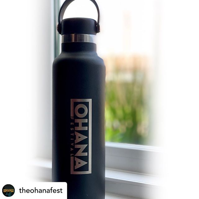 Ticket Giveaway alert for So Cal...Rock your reusable water bottle and win tickets to @theohanafest! #BYOBottle to #OhanaFest this September in Dana Point! - - - - Repost // @theohanafest In celebration of #WorldOceansDay we are proud to join #BYOBottle, a music industry campaign to rock reusable water bottles. Learn more at www.byobottle.org. Join us and help turn the tide on plastic pollution!  Share a picture of you and your reusable bottle or cup. Or just your reusable. Share and be sure to hashtag  #OhanaFest AND #BYOBottle and be entered to win tickets to Ohana for you and a friend!  #dohenystatebeach #californiastateparks #byobottle #johnsonohanafoundation #wylandfoundation #dsbia #sopf #sealegacy #surfrider #hydratelike #livenation #lonelywhale #plasticpollutescollation #refusesingleuse #hydroflask #natgeo