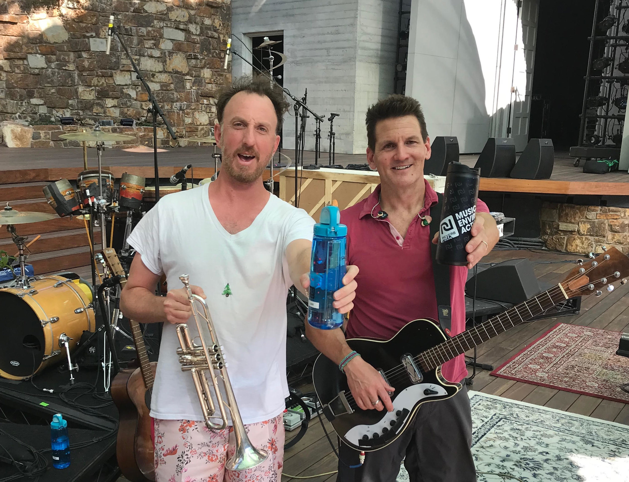 Guster courtesy of REVERB