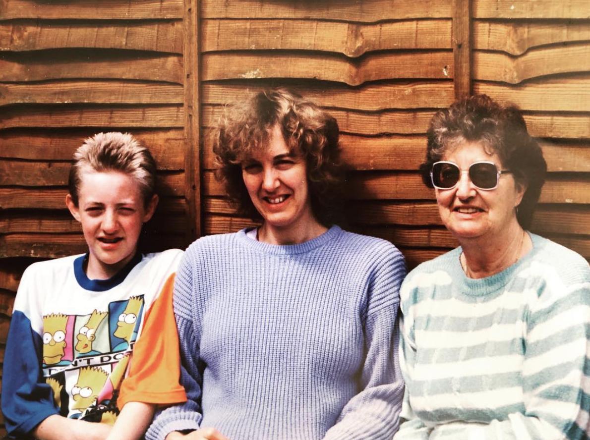Russell, Linda, Joan