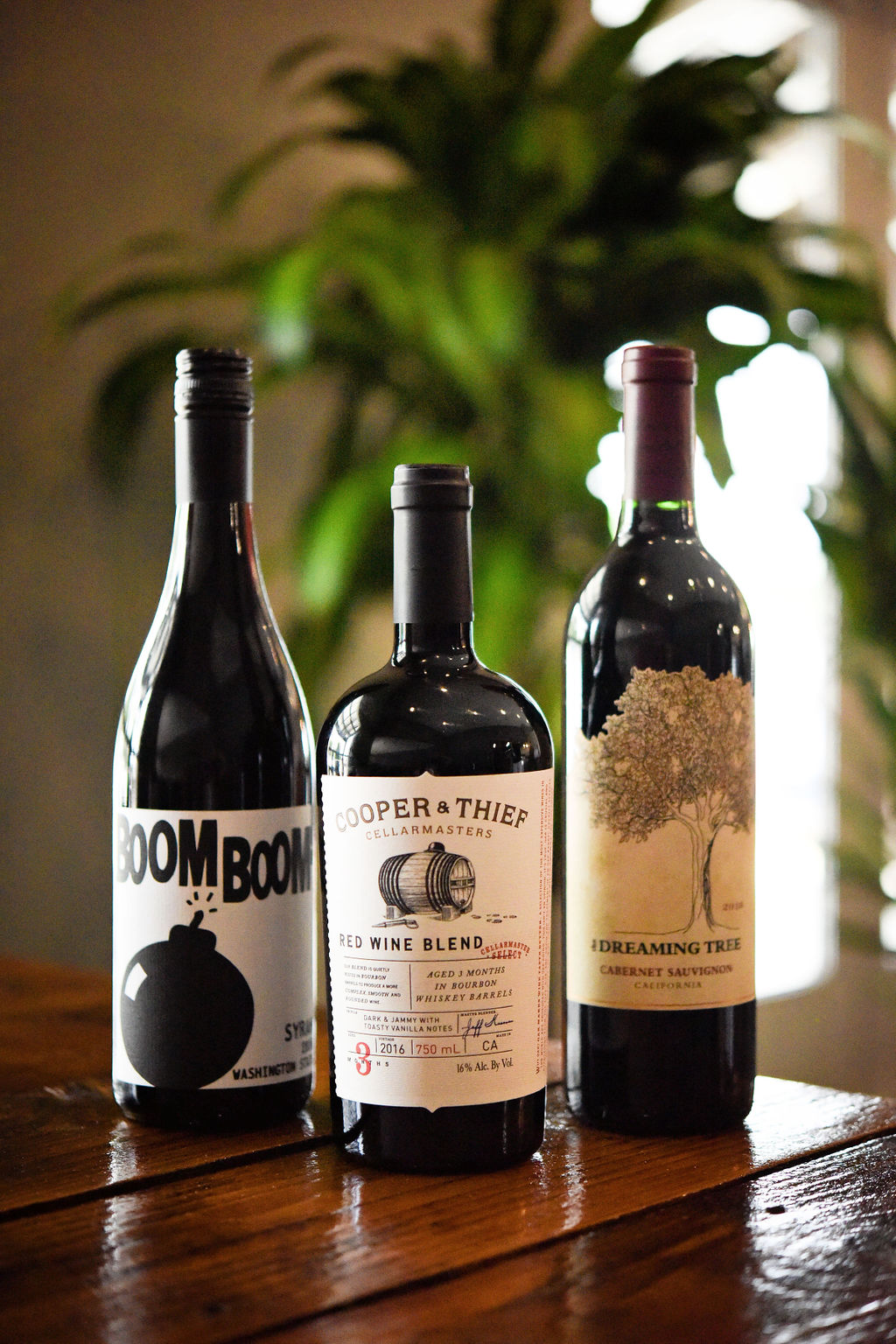 Thriving Thistle Bistro Red Wines