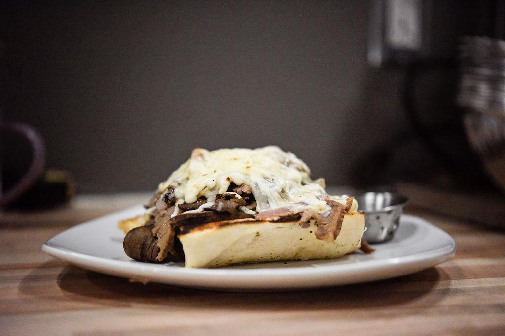 Thriving Thistle Bistro Sandwich
