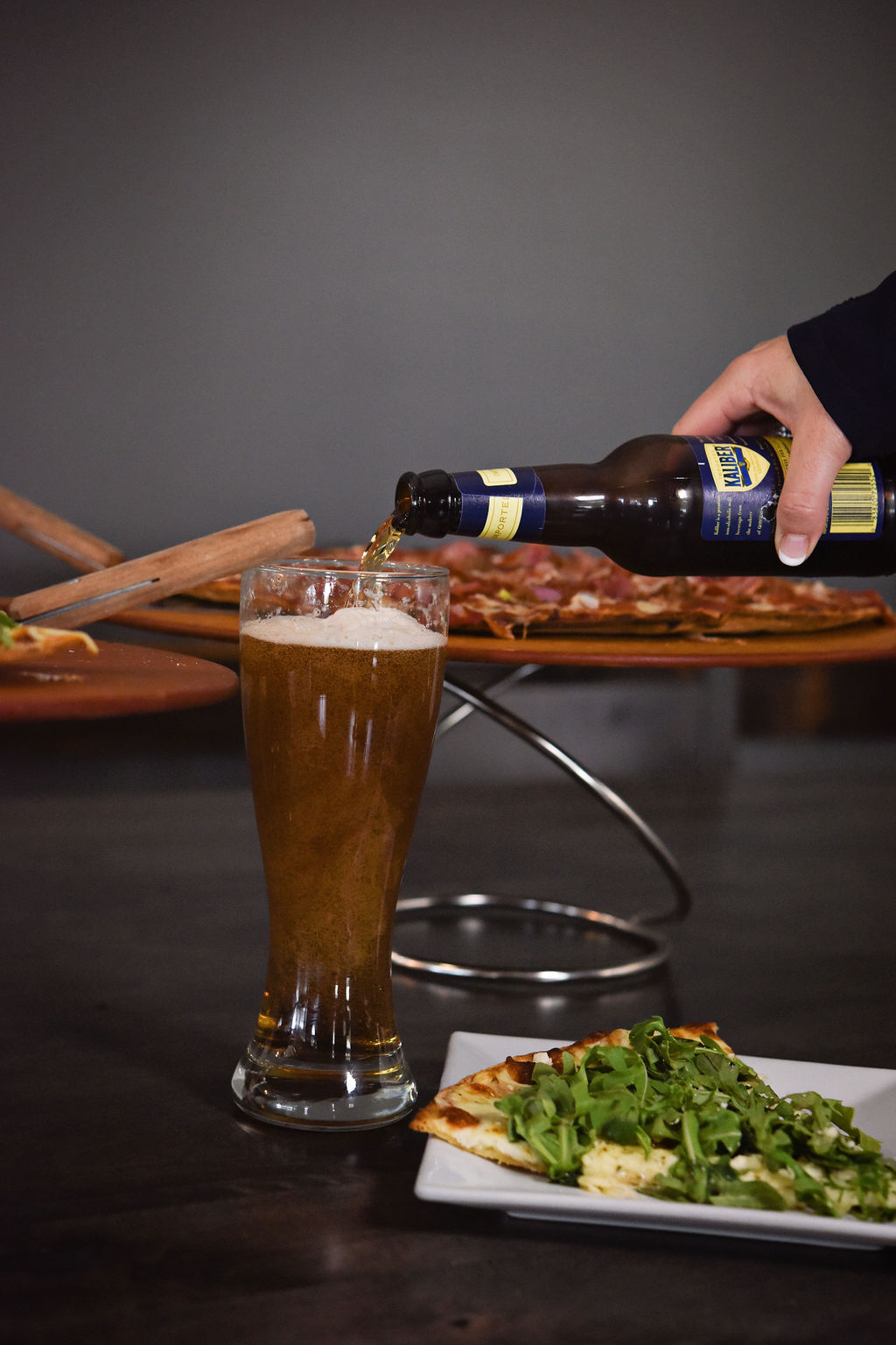 Thriving Thistle Bistro Pizza and Beer