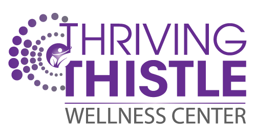 Thriving Thistle Wellness Center Logo