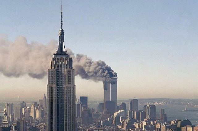 Sept. 11, 2001 was the first time I saw what real evil looked like. As I watched the twin towers smoking on the TV in my classroom, I was scared for my family and for the people in New York. Fear ruled the day. Looking back on it now, I can tell you it was also the first time in my life that I witnessed true patriotism. People from every corner of the United States came together to support each other as Americans. We were compassionate, we were resolved, we were united. To the first-responders and the folks out there who lost friends and loved ones, we are still with you. Never forget
