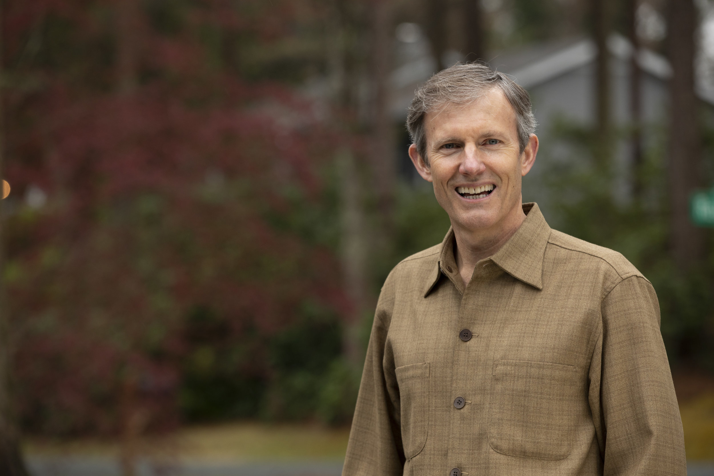 Meet Rodney - As a 20-year resident of Henrico, Rodney knows firsthand what's important to all Virginians. Find out what his roles as husband, father, businessman and good-government advocate have taught him.