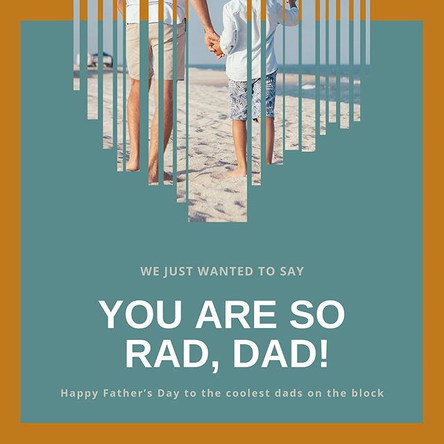 Happy Father's Day to all the Dads out there!⁣ ⁣ ⁣ ___________________⁣ #HappyFathersDay #FathersDay #orangecounty #dad #family #orangecounty #orangecountybusiness