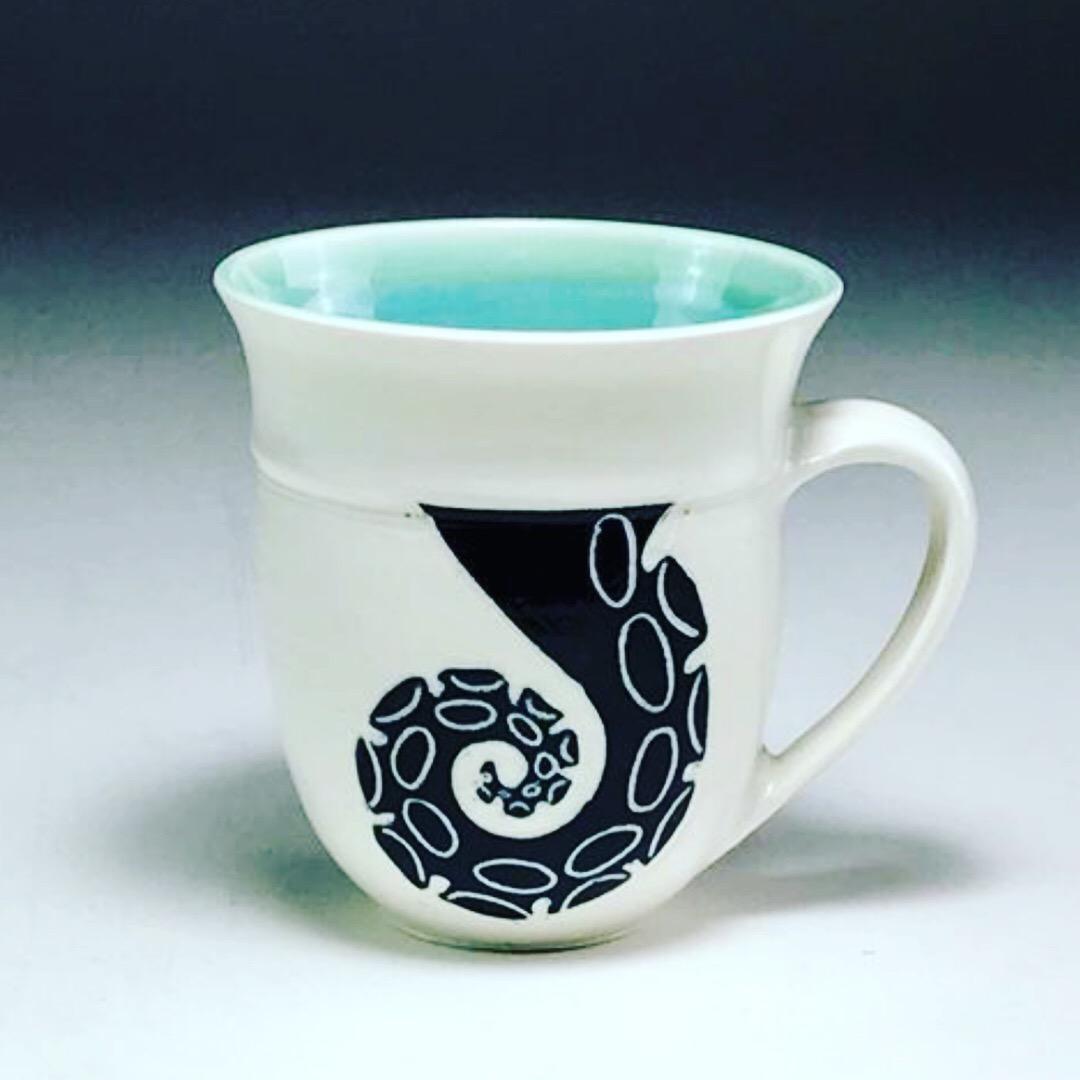 Tentacle Mug