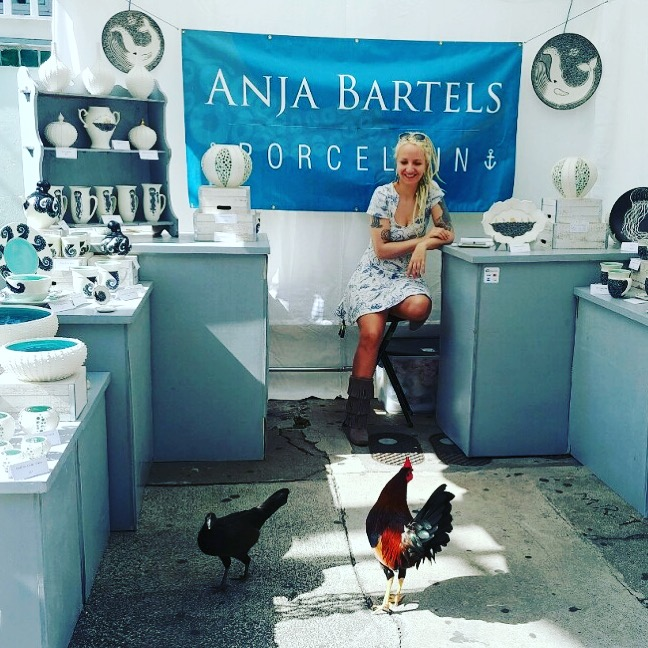 2019 Art Shows - Come meet me and my Pots in person