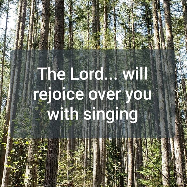 "The Lord your God is with you, the Mighty Warrior who saves. He ...will rejoice over you with singing.""Zeph 3:17 #LoveSings #WorshipCity #WorshipCityUSA"