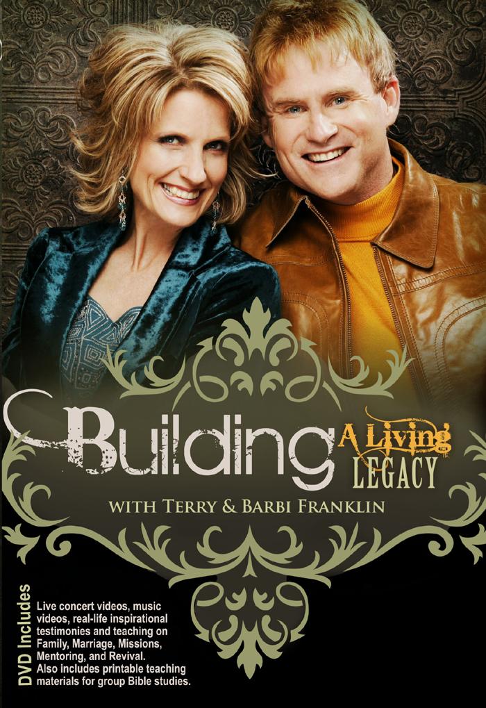 Building A Living Legacy DVD