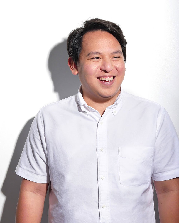 Lester L. Cruz — Co-founder. MSG