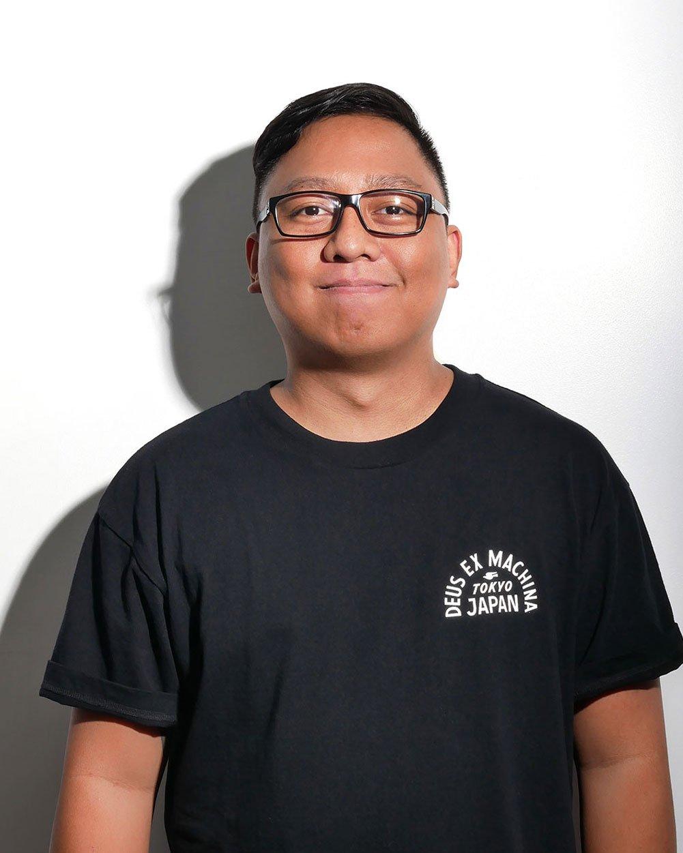 Paolo D. Geronimo — Half Designer, Half Rice