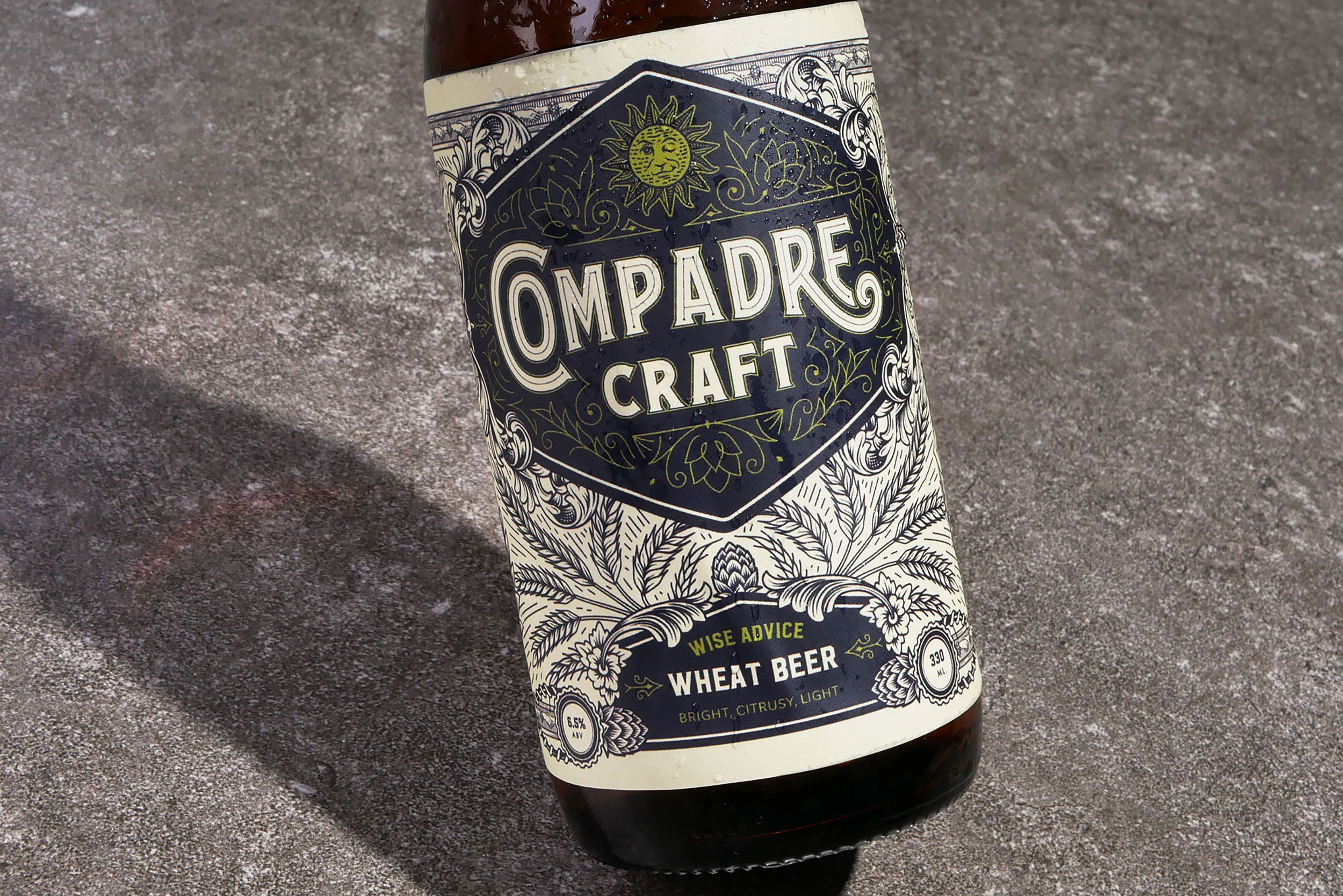 COMPADRE CRAFT BEER  Friendships crafted with beer