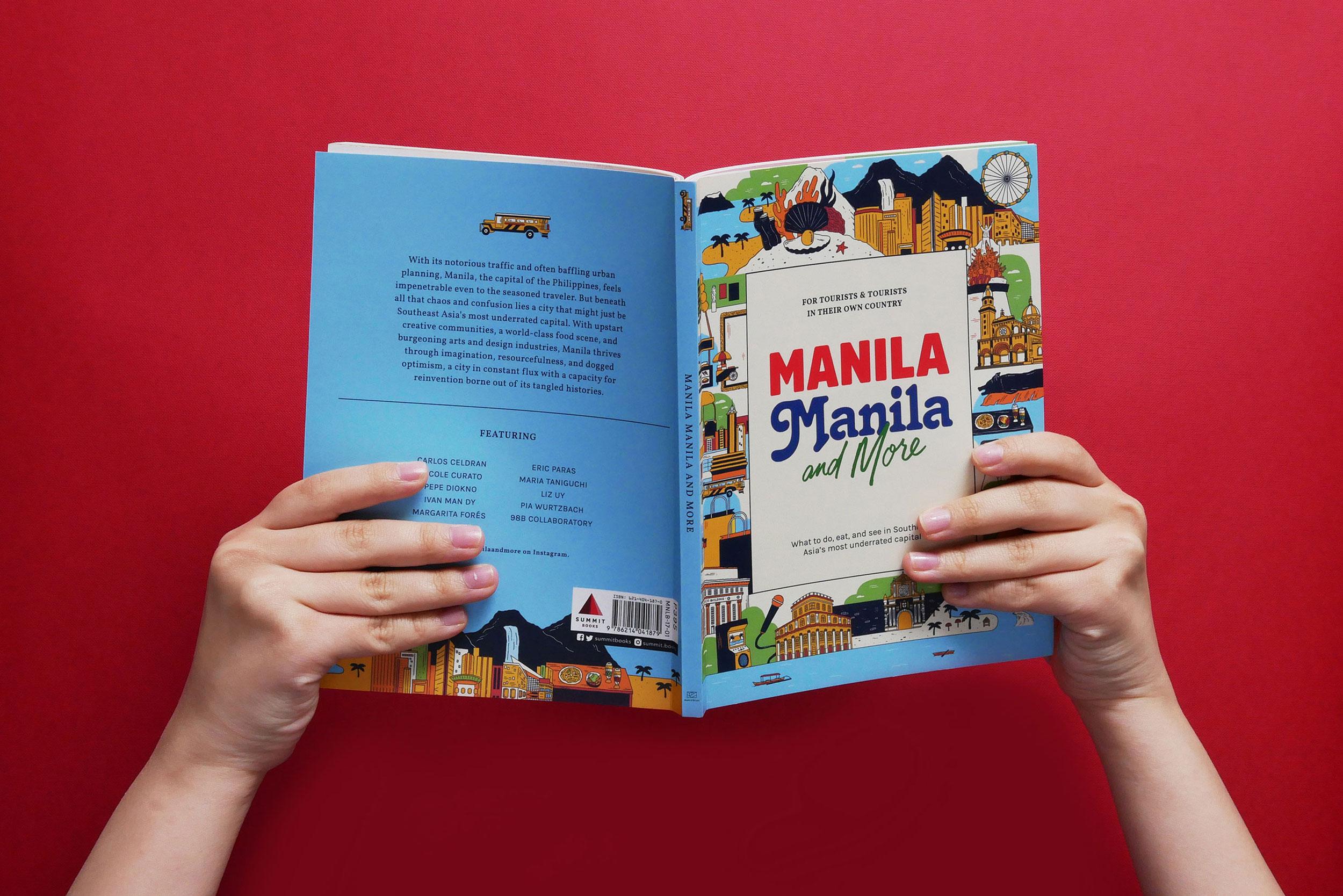 Manila, Manila, and More  The Manila we know and love