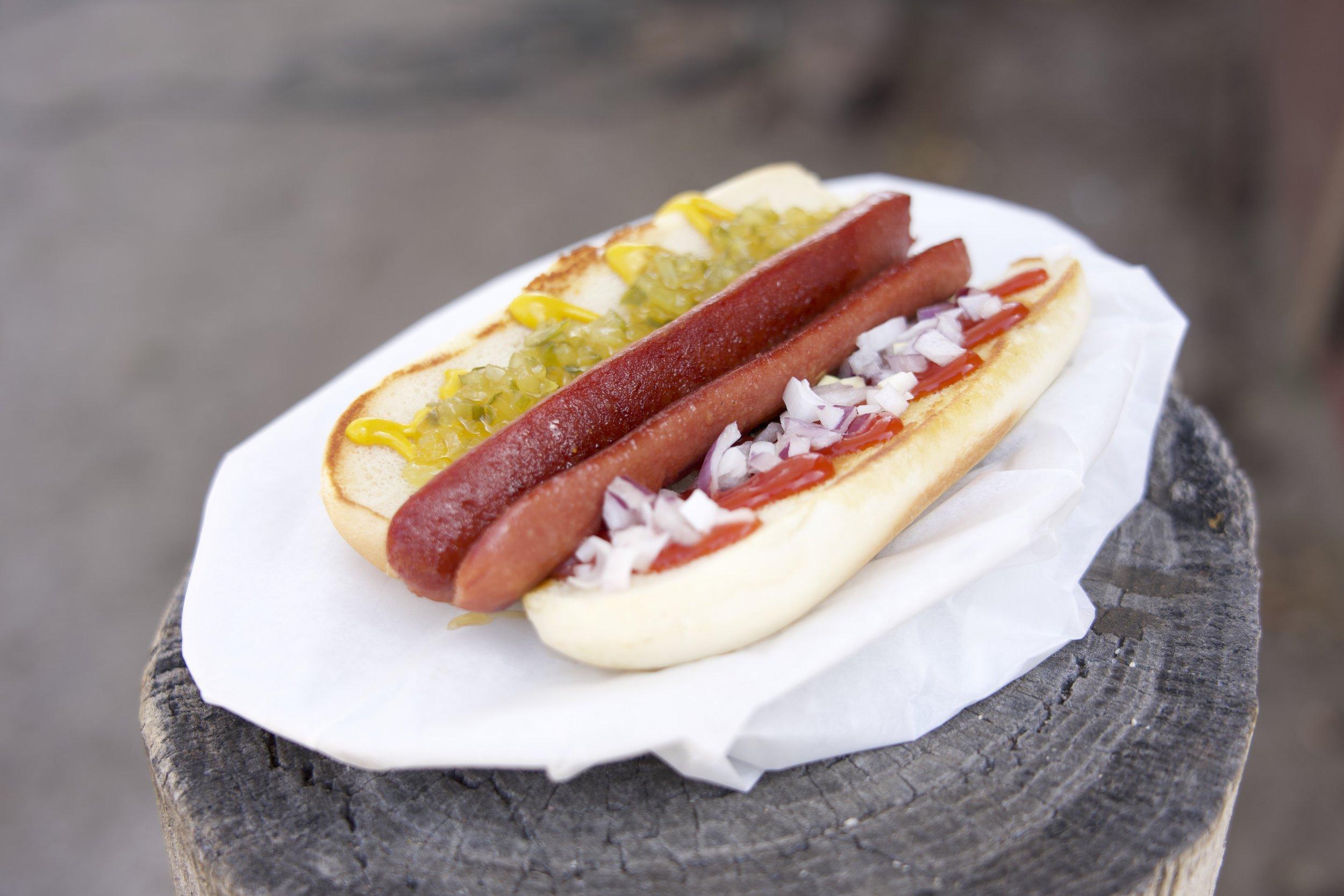 Hot Dogs - Hot Dog…….$4.00