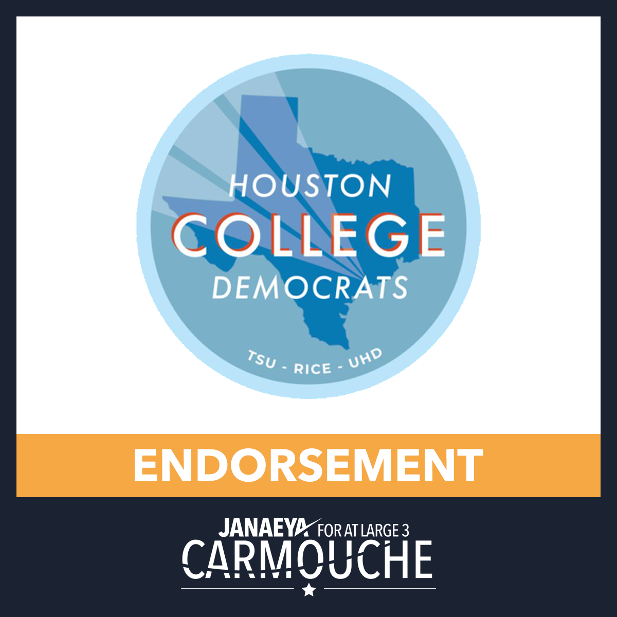 JC Endorsement Seal Houston College Democrats.png