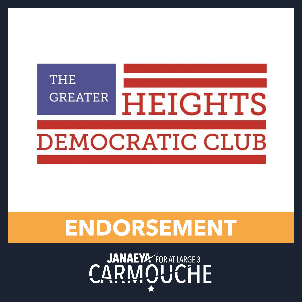JC Endorsement Seal Greater Heights Democractic Club.png