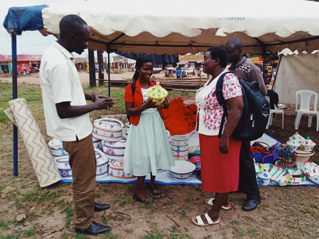 EF projects in Tanzania and Uganda, 2018