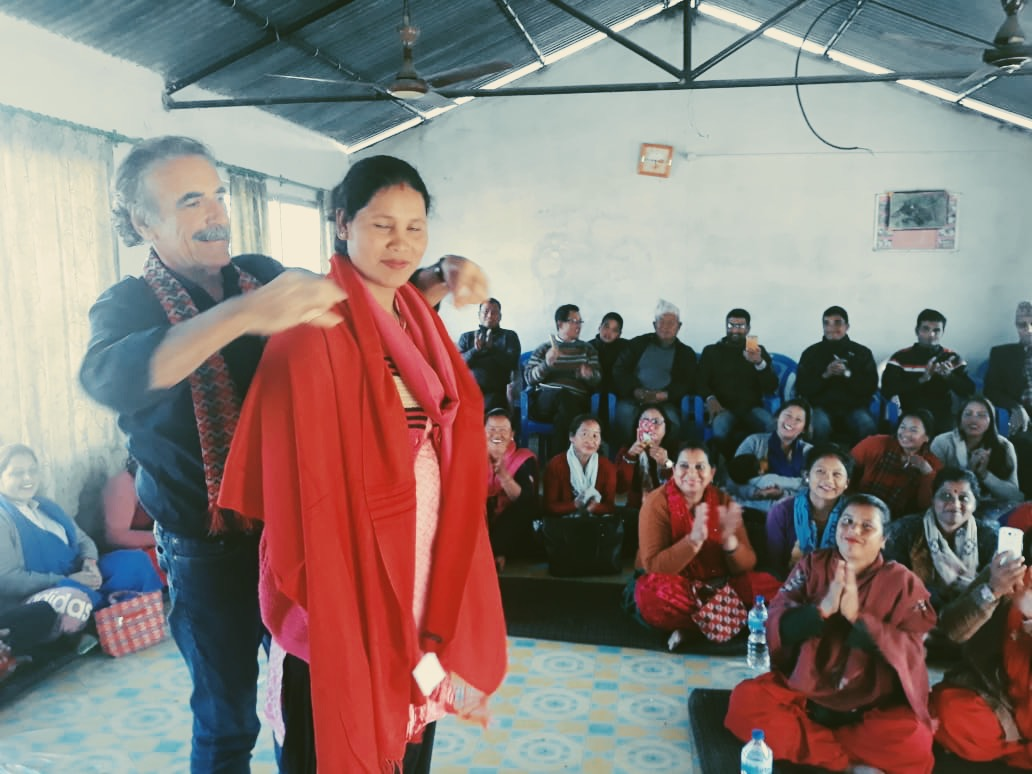 EF Project in Bangladesh and Nepal, 2018