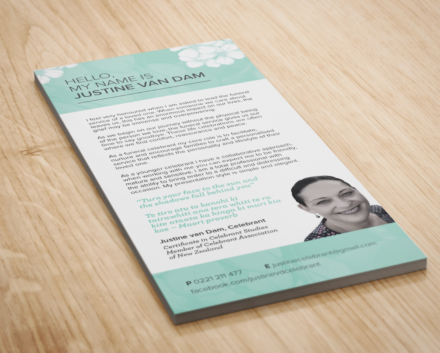 Simply Whyte Design, graphic and web design Auckland
