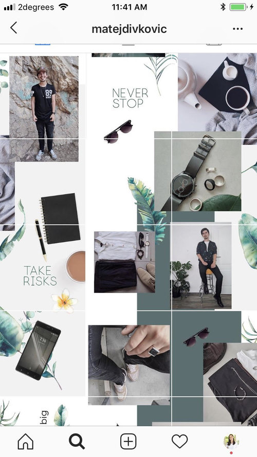 How to Create an Instagram Puzzle Feed Without Photoshop