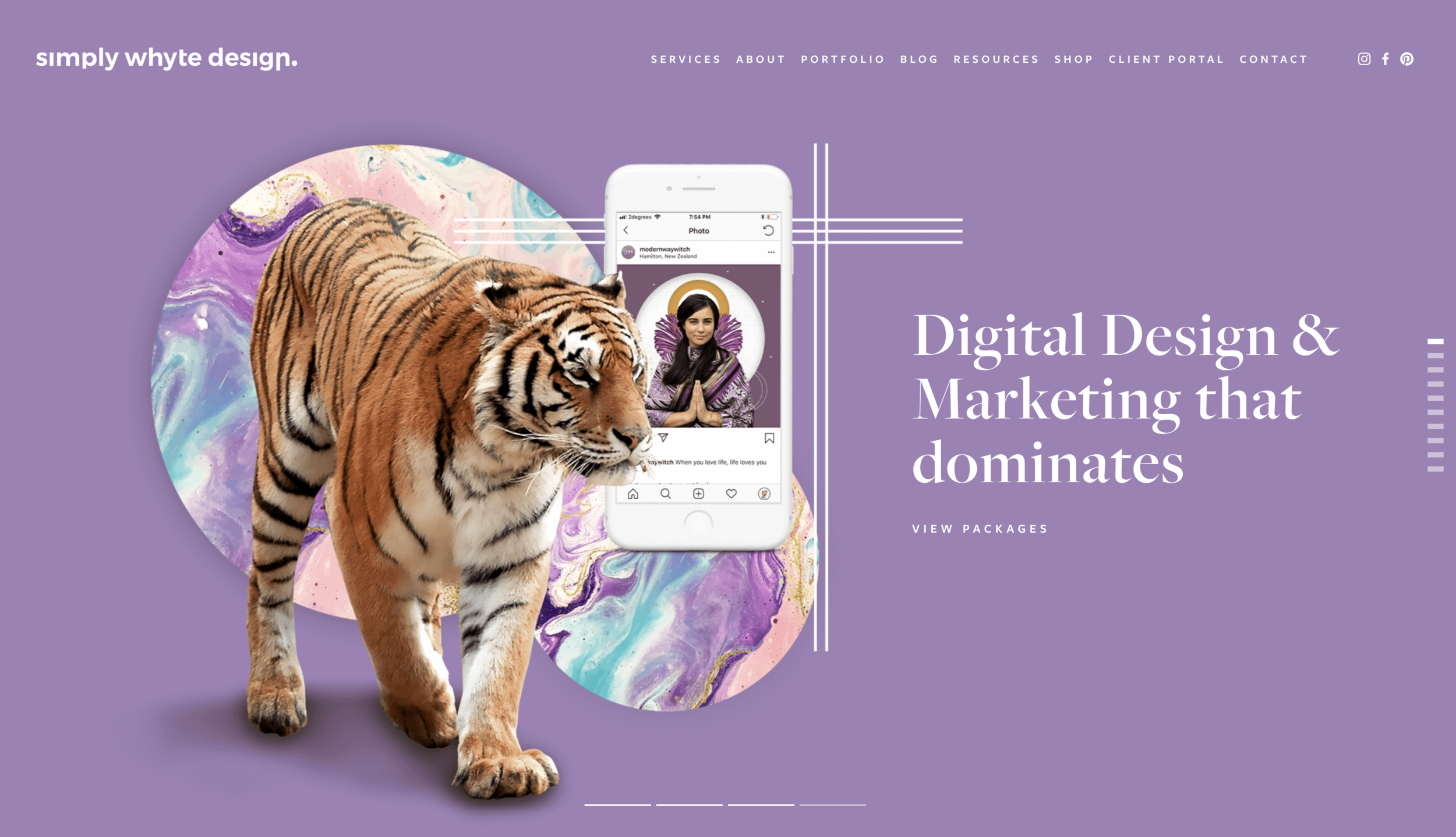 digital design and marketing simply whyte design