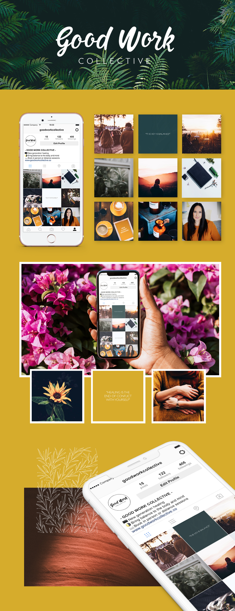 goodworkcollective instagram styling simply whyte design branding and squarespace design auckland new zealand.png