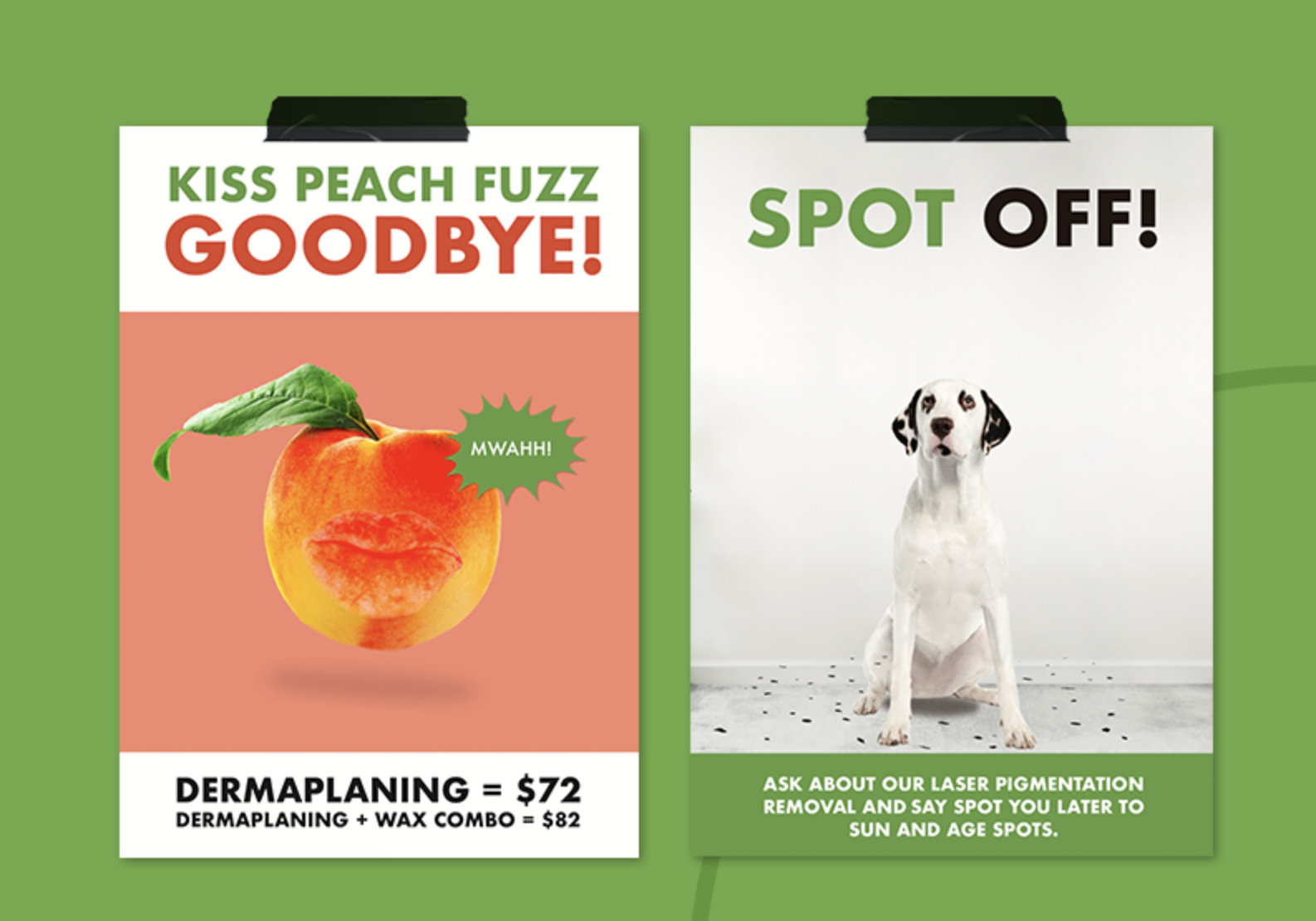 off and on poster design simply whyte design auckland branding and squarespace web design