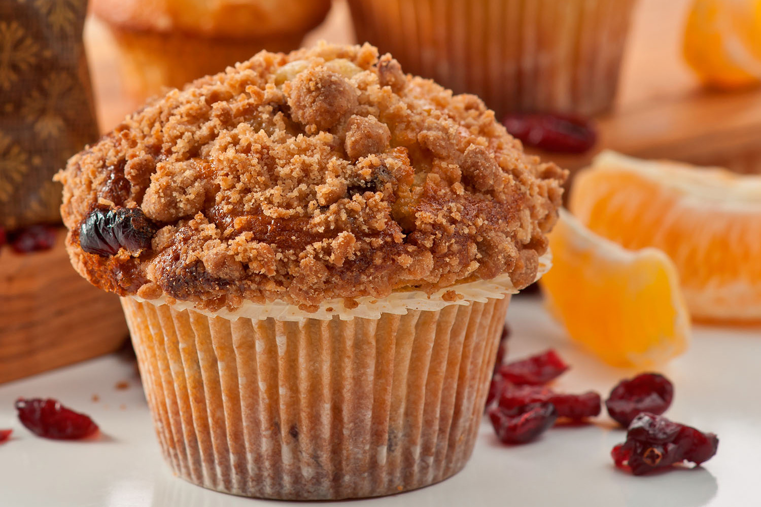 Cranberry Orange - Have your taste buds doing flips over this tangy and sweet blend of cranberry and orange flavors. Add fruit fillings or spreads and make muffins, morning sunshine loaves, coffee cake, cake rolls, and more.