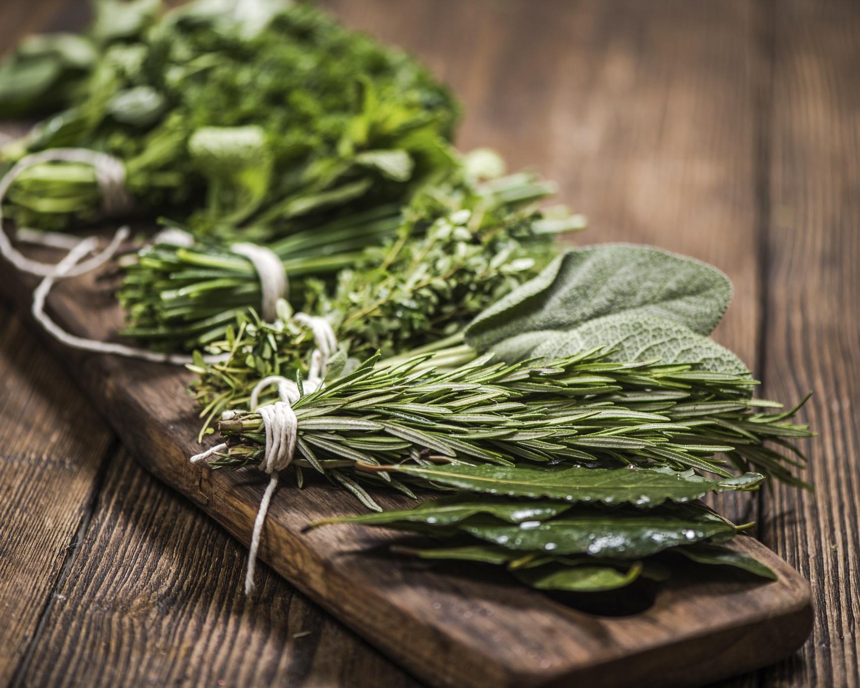 Vegetable & Herb Flavors