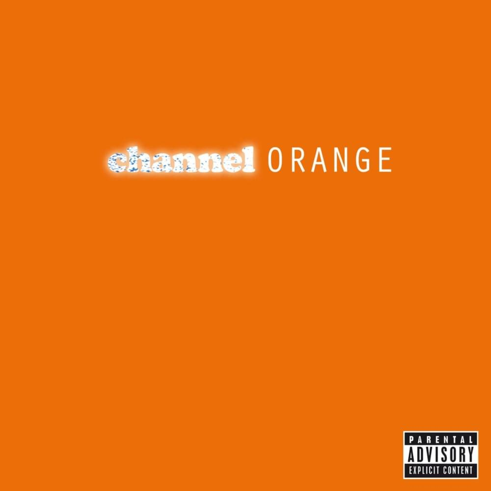 channel ORANGE was released July 10, 2012