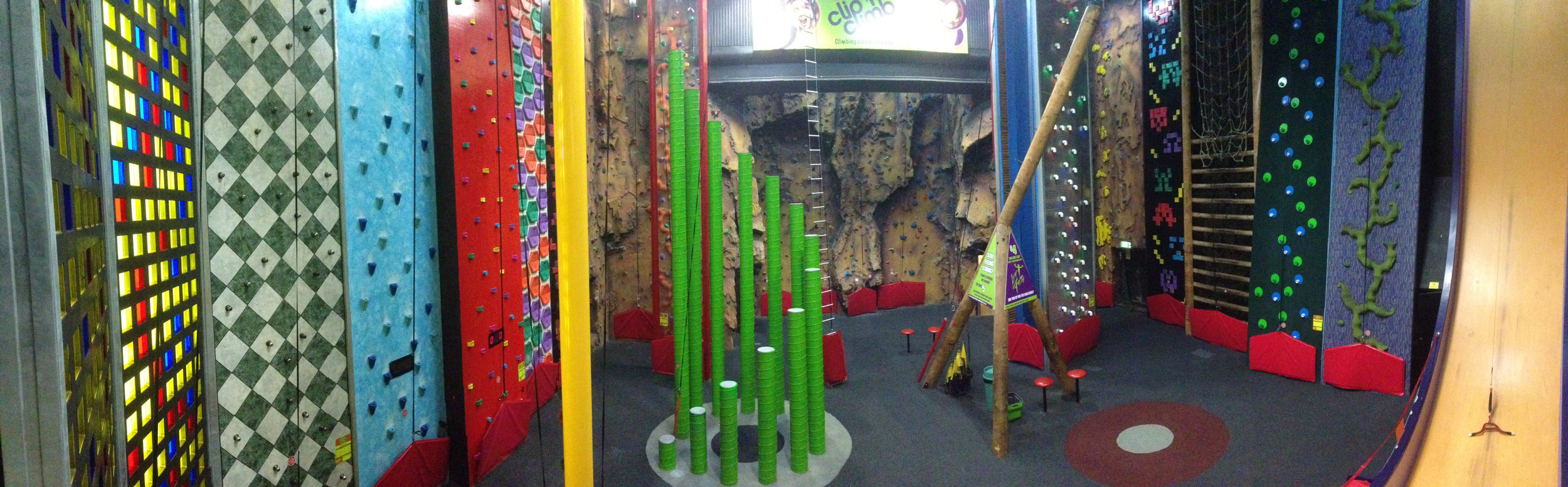 Doesn't this look like heaps of fun? Go get climbing at clip and climb auckland