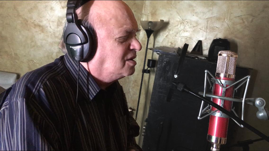 GRANDPA DANNY STONE - Vocals