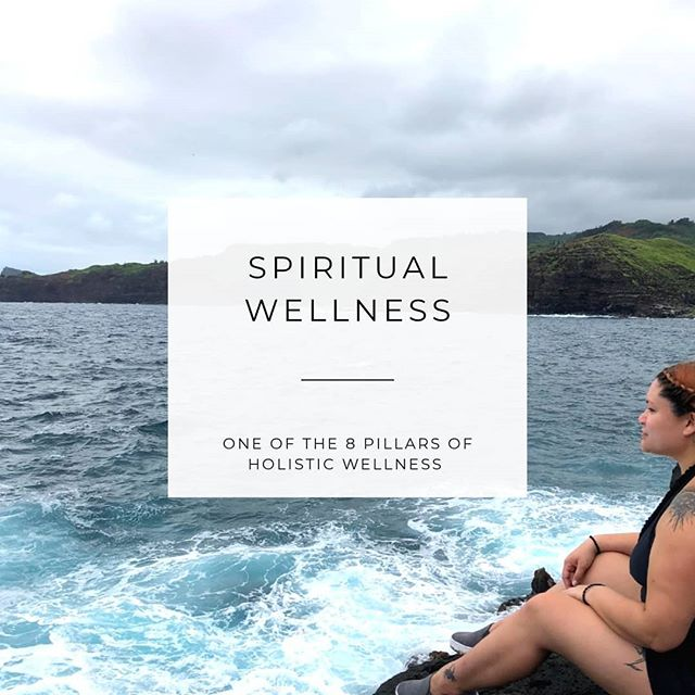"■▪︎Spiritual Wellness ▪︎■ Many people ask me, ""How do I practice spiritual wellness if I am not religious or spiritual?"" or they say, ""Spiritual wellness does not apply to me because I don't practice a religion."" I always explain to them that this is a common misconception. Spirituality means to believe something is bigger than you!  Spiritual wellness is essential to any person's Holistic Wellness process. For some it is connecting with their higher being or power and others is just realizing that they are part of something bigger than themselves. Many individuals I've worked with take time to read their devotionals, share their testimonials, pray or meditate as part of their wellness plan. Connecting with your spiritual wellness usually comes with a feeling of peace, calm or even euphoria.  My suggestion for anyone trying to find their spiritual wellness, that may not connect with a particular religion is to go outside! Go for a hike, go to the beach, to a park; connect with the nature around you! Because what is true for anyone is that the Earth and nature are bigger than all of us and we are a part of that.  So never doubt that you have a spiritual side to you, but find what feels most enlightening for you! 📸: @coachkenken  #mentalhealth #mentalhealthawareness #therapist #privatepractice #suicide #suicideawareness #spiritualwellness #religion #spirituality #balance"