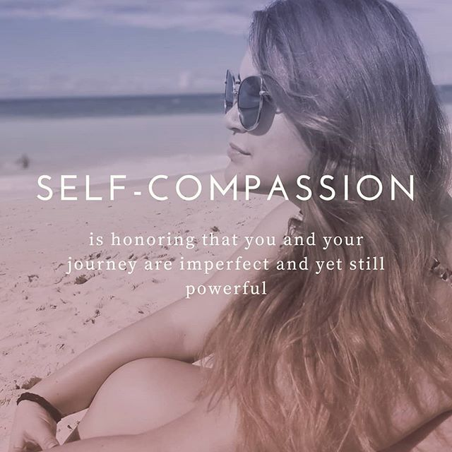 ■▪︎Self-Compassion▪︎■ Be kind to yourself. Honor your feelings, your wrong and right turns, and all the in betweens. Self-care is not a replacement for self-compassion!  #mentalhealth #mentalhealthawareness #therapist #privatepractice #suicide #suicideawareness #spiritualwellness #religion #spirituality #balance #therapy #depression #anxiety #grief #wellness #wellnesswarrior