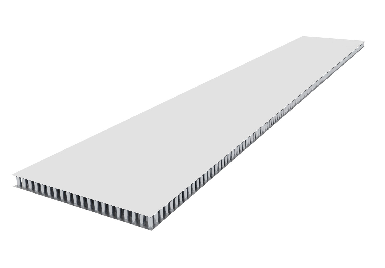 THE DESIGN. - BSBcore/CTS slab is a kind of high strength structural material consisting of thin-wall core tubes sandwiched between two steel plates, which are melded together through hot-air copper brazing. Standard slab is 12m long, 2m wide and 0.15m thick and can be directly used as floor slab, column, main girder, secondary girder or load-bearing wall etc. It can also be cut according to the requirements of architectural design.