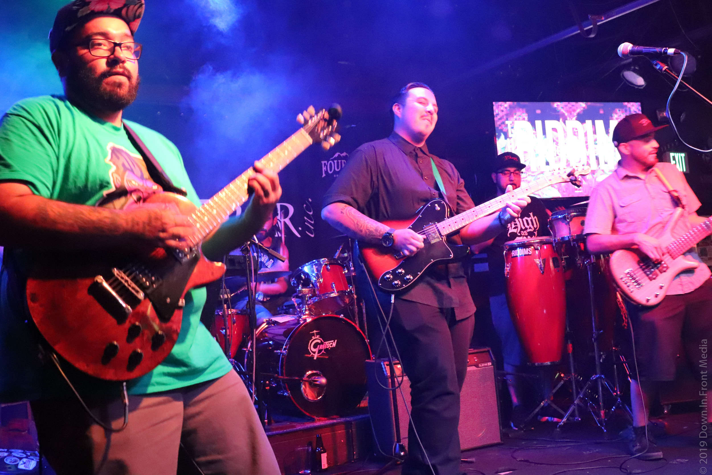 The Riddims - 2019-06-21at Rockbar Inc Scottsdale