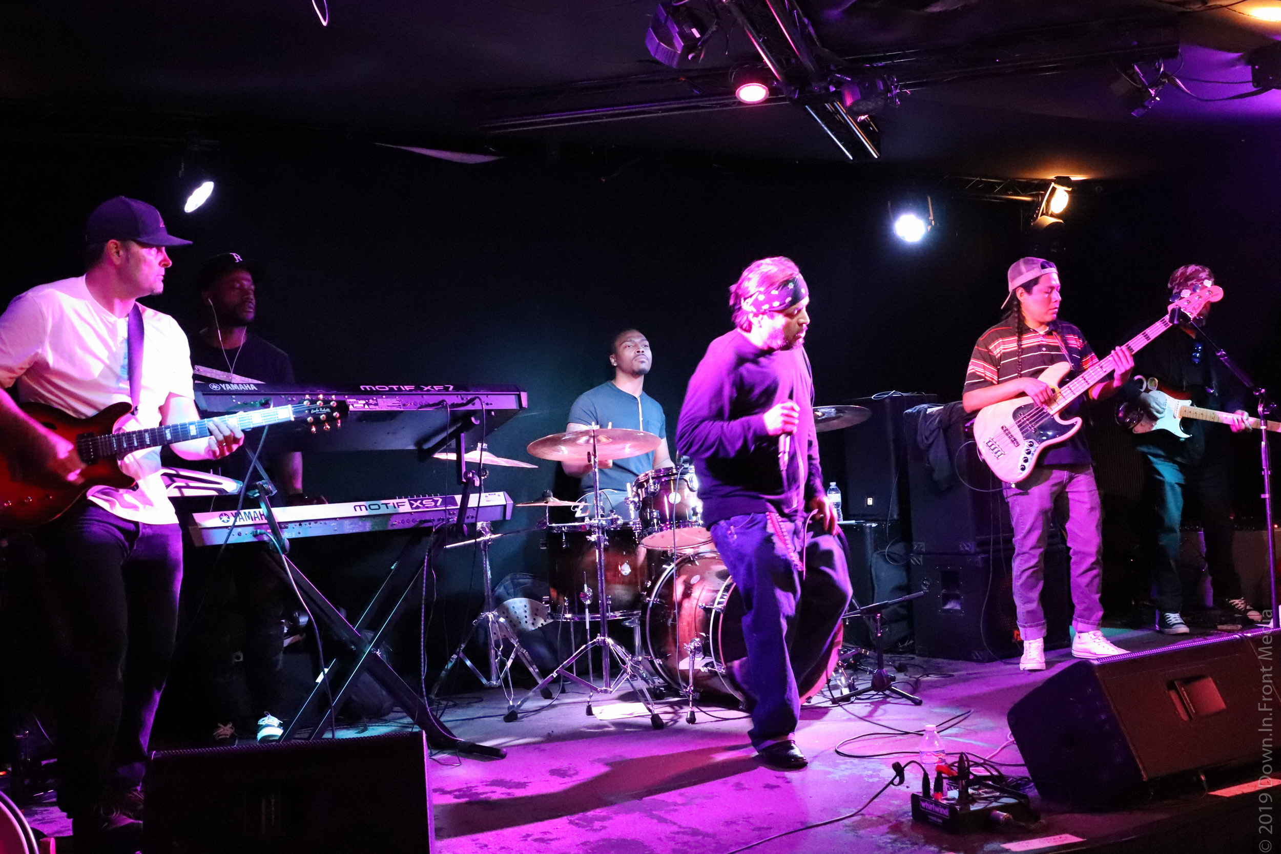 Casper and The Mighty 602 Band - 2019-06-22 at Last Exit Live