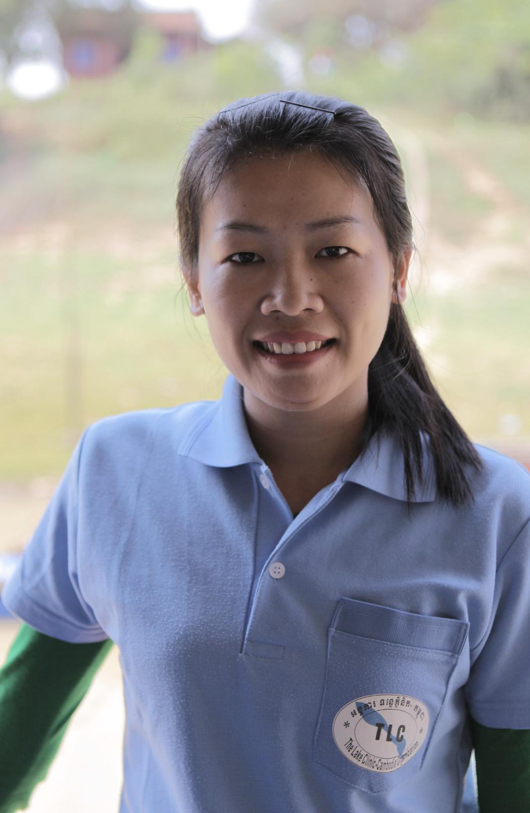 Han Sreyneth   Midwife