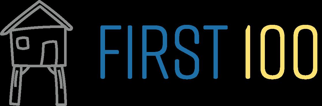 Final Logo First 100.png