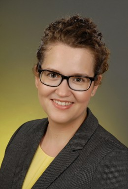 Pfarrerin Juliane Lorasch