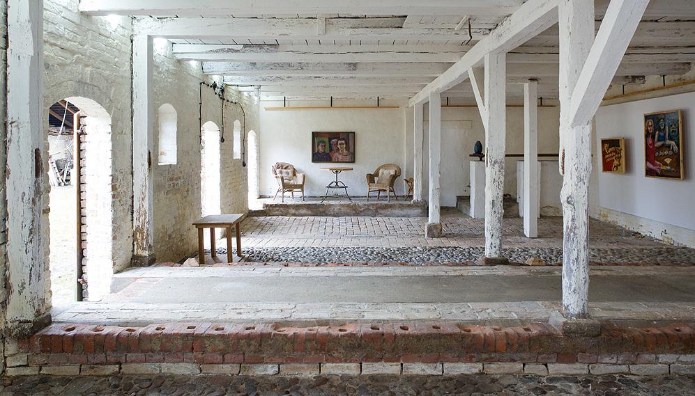 Atelier Grossmann - Kunst und Kultur im 4-Seiten-Hof