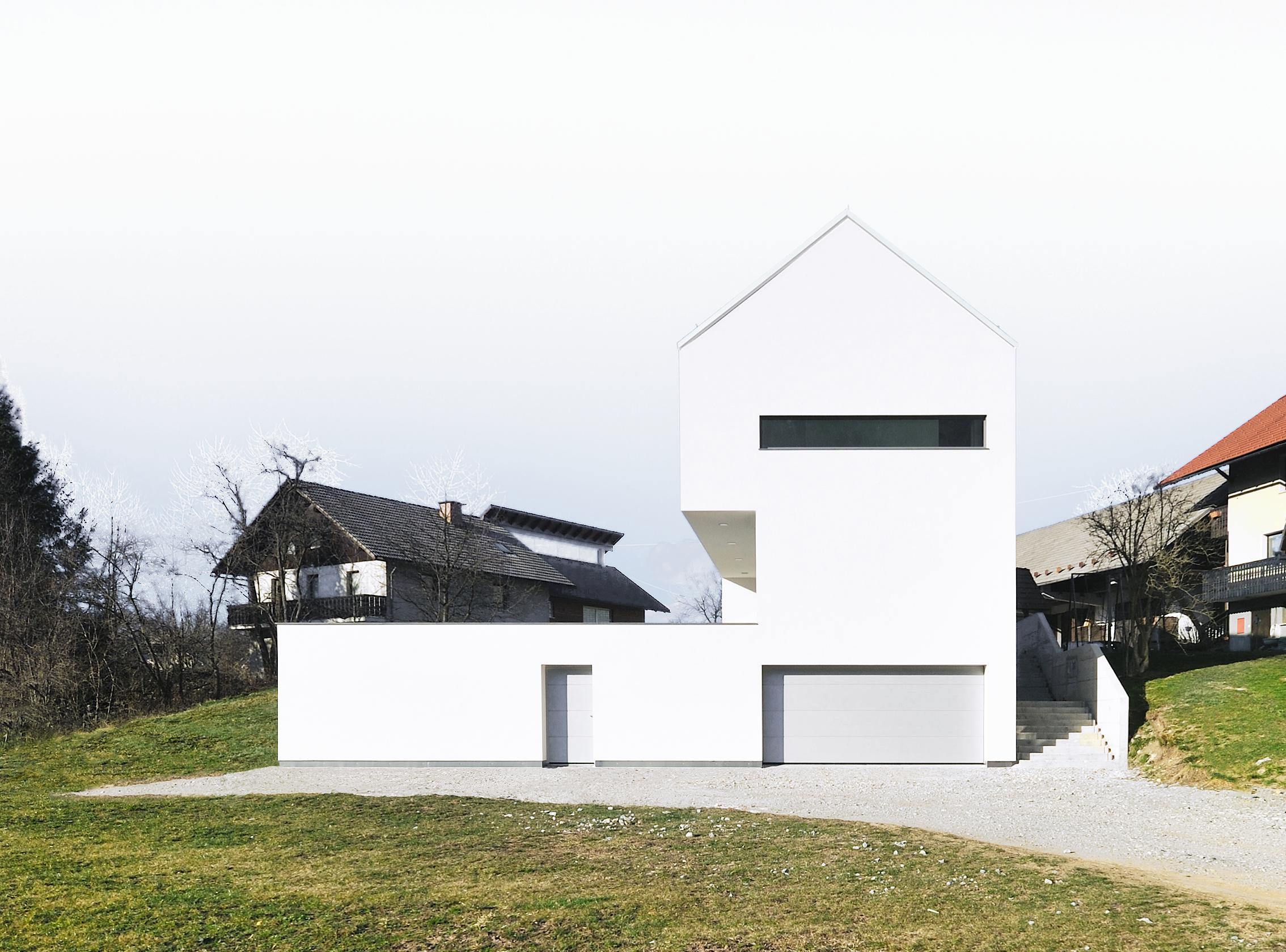 HOUSE SUHA, Škofja Loka (SI), Completed, 2012