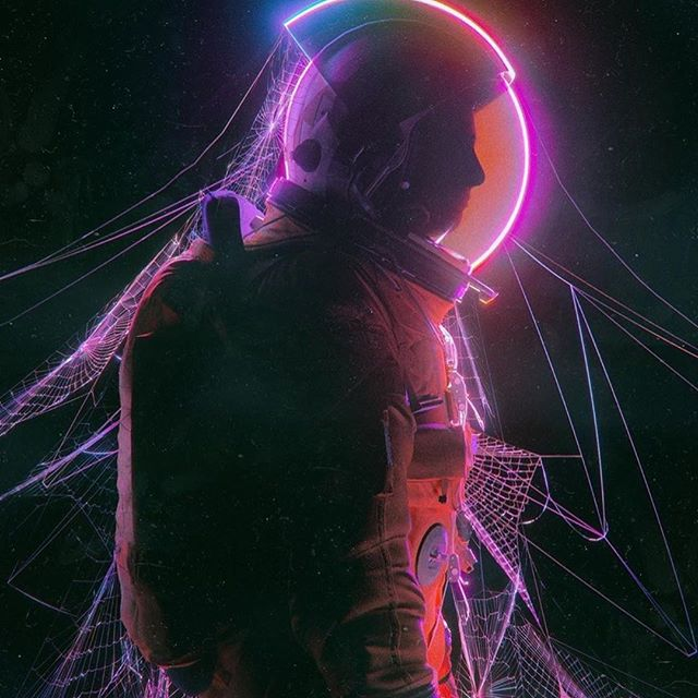 Posted @withrepost • @neoncity___ Forever in our hearts and never forgotten, Neil Armstrong ♥️👨🏻‍🚀 _ by: @beeple_crap • #neilarmstrong #apollo #buzzaldrin #nasa #firstman #moon #space #todddouglasmiller #moonlanding #neon #fashion #art #neonlights #neoncity #photography #love #instagram #style #moda #pink #music #instagood #cyberpunk #neonart #neonoir #cyberart #cybervibe #cyberpunkers #astronaut #astro