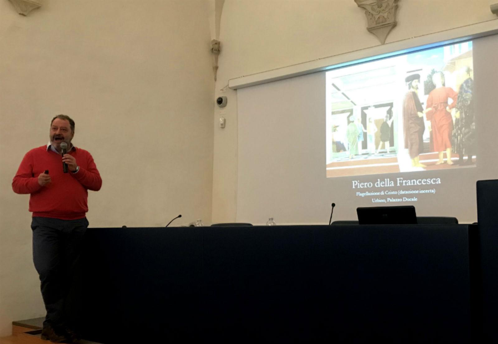 armando castagno   Il senso della misura. Il lascito di Piero della Francesca è la proporzione nel vino bianchello del Metauro DOC palazzo ducale di urbino